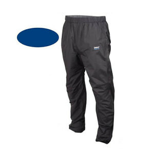 NAVY-SML-360-Degrees-Tough-Waterproof-Adult-Unisex-Stratus-Pants-Rainwear