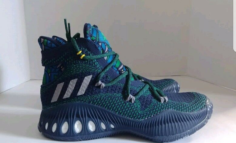 Adidas Boost Crazy Explosive primeknit 2016 Andrew Wiggins Stained Glass PE