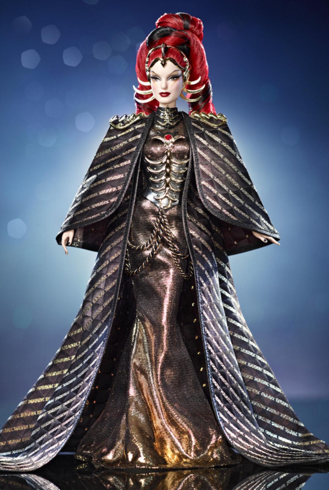 Barbie 2013 Fantasía Reina de las constelaciones X8264