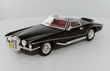 PremiumX 1:43 PRD120 Stutz Blackhawk Convertible 1971 Black NEW