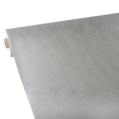 2 tovaglie TESSUTO simile tessuto non tessuto soft Selection 25 M x 1,18 M argentoo sul ruolo