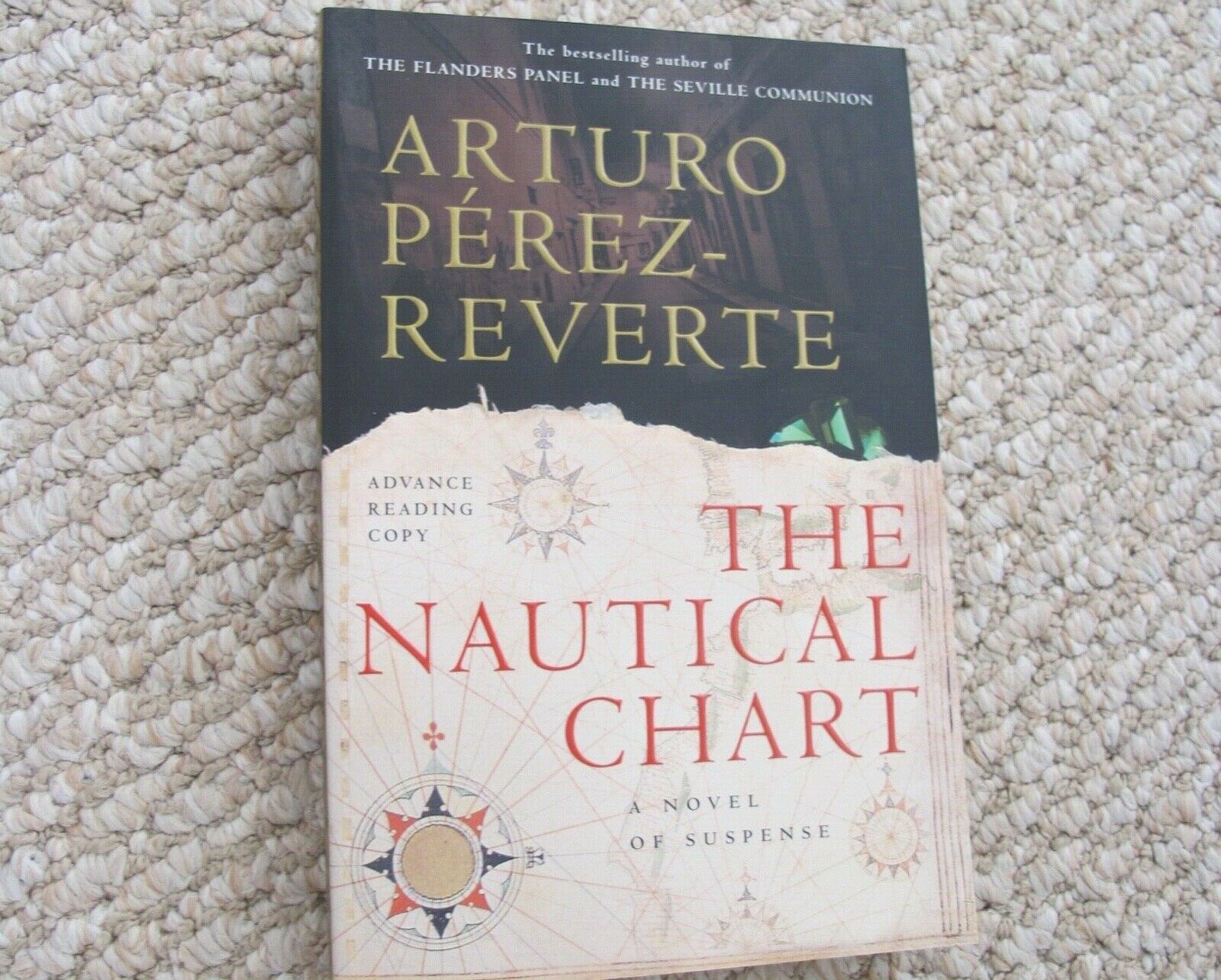 The Nautical Chart By Arturo Pérez Reverte 2001 Hardcover For Sale Online Ebay