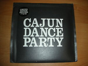 Cajan-Dance-Party-Amylase-amp-Fill-the-Cups-Sealed-7-034-VINYL