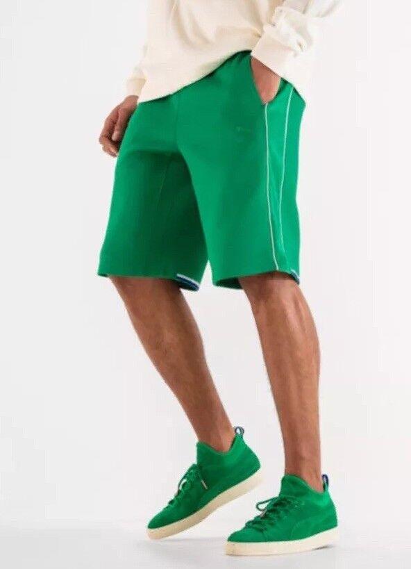 Puma x Big Sean Shorts Men's Size XL Green 575928-83 NWT