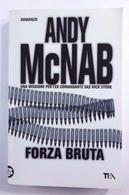 FORZA BRUTA Andy McNab TEA 2012