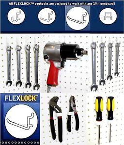 50-Assorted-Plastic-Peg-Board-Hooks-1-4-in-Pegboard