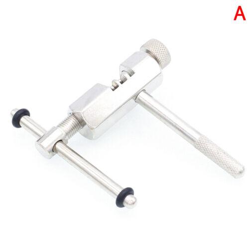 Bike Bicycle Chain Cutter Splitter Breaker Repair Rivet Link Pin Remover Tool ES