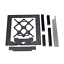 Prusa-I3-MK3-MK3S-Clone-Aluminium-Frame-Kit-Set-3030-Extrusions-Smooth-Rods-UK thumbnail 1