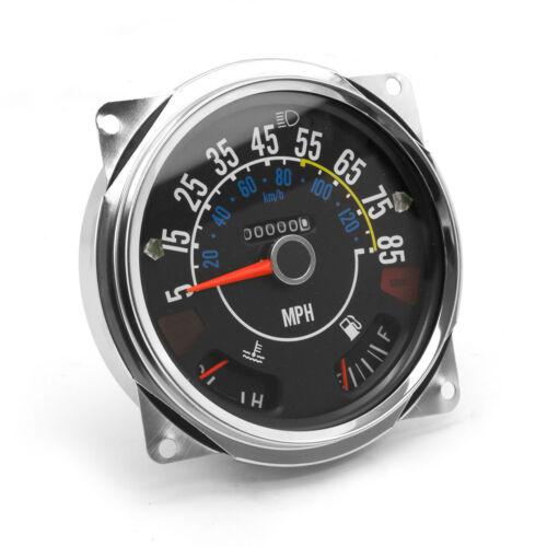 Omix-ADA 17206.05 Speedometer Cluster Assembly for 80-86 Jeep CJ5 //CJ7 //CJ8