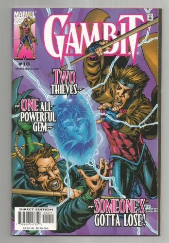 NEAR MINT GAMBIT # 10 1999 series