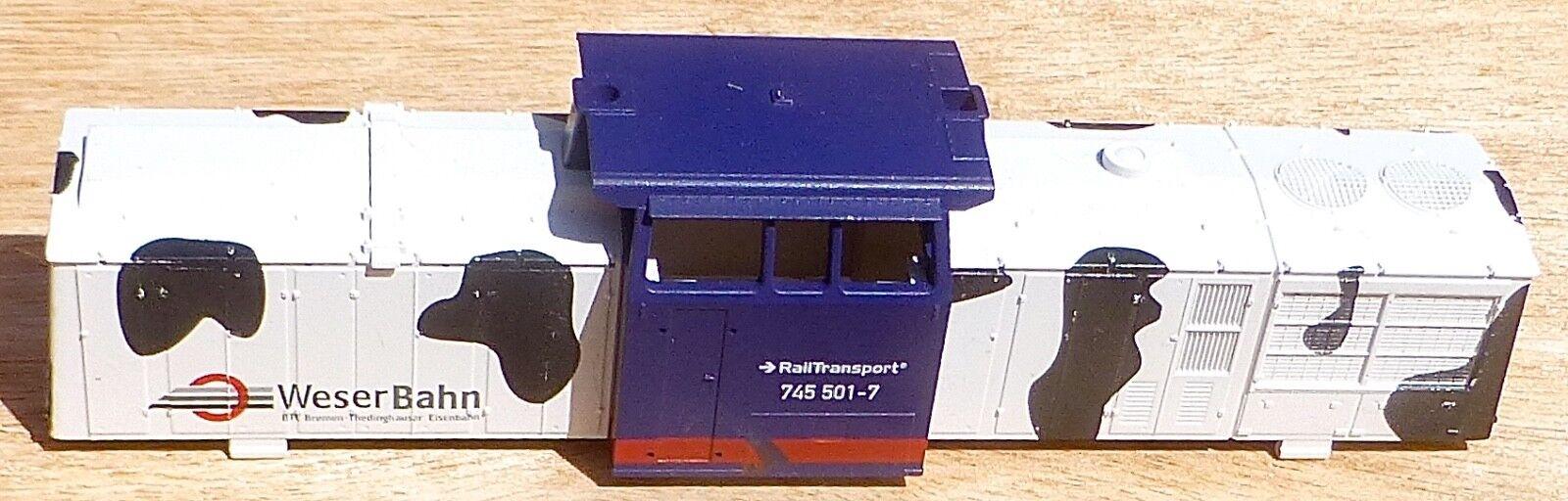 Piko 47282 Tt Diesellokomotive Br 118 002  (  Mit Dss, Neu In Ovp
