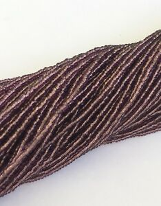 15-0-One-Hanks-Czech-Transparent-Amethyst-Glass-Seed-Beads-017