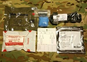 Details about North American Rescue Medical Trauma IFAK Kit w NAR G7  Tourniquet