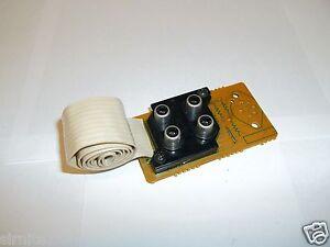 Pioneer-SX-580-SX-590-SA-6700-4-Pin-Terminal-RC-Jack-Tape-AKB-045-amp-GWX-181