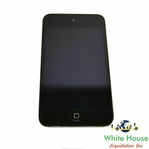 Black White All Storage Sizes Tested Apple iPod Touch 4th Generation Used