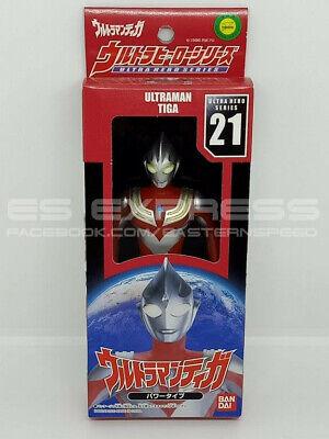 Bandai Ultraman Tiga Multi type Ultra Hero Series 08 Sofvi Soft Vinyl Pvc Figure