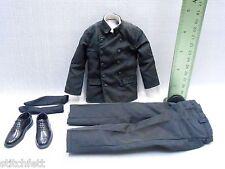 """1/6 Enterbay Bruce Lee Green Hornet Kato 12"""" Figure Jacket Pants shoes set"""