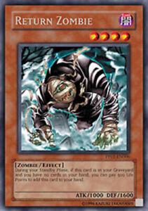 Return-Zombie-PP01-EN006-Secret-Rare-Unlimited-Edition-x3-Near-Mint