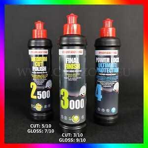 MENZERNA-Polishing-set-2500-3000-Power-Lock-Ultimate-Protection-3x-250ml