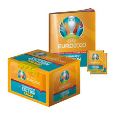 Panini UEFA EURO 2020™ Tournament Edition Sammelalbum + Stickerbox (500 Bilder)