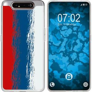 Samsung-Galaxy-A80-Coque-en-Silicone-WM-Russie-M9-Case-films-de-protection