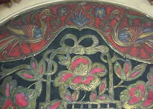 Jugendstil Malerei jugendstil malerei auf holz metall vogel motiv münchen ebay