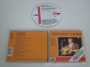 Johnny-Cash-The-Best-Of-Memory-Pop-Shop-CBS-462557-2-CD-Album