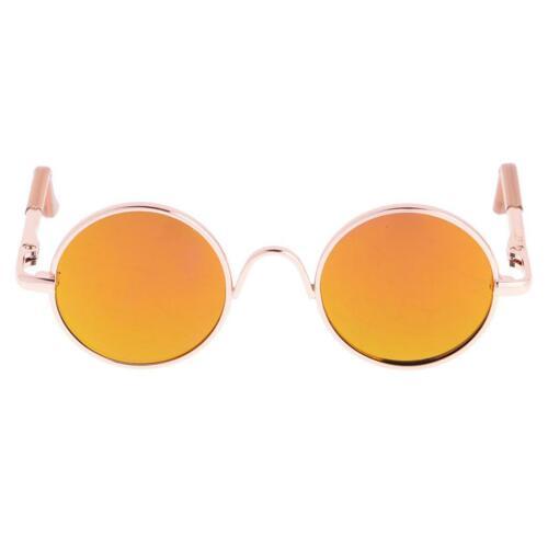 15-20cm Ragdoll Trendy Heart Shaped Metal Frame Glasses for 12/'/' Blythe Dolls