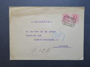 Spain-1922-Certified-Cover-to-Amsterdam-Z7883