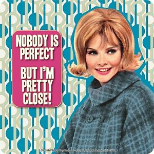 Nobody-Is-Perfect-funny-drinks-mat-coaster-hb-POSTAGE-INCLUDED