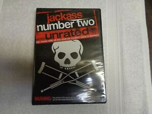 NEW-DVD-Jackass-number-Two-Unrated