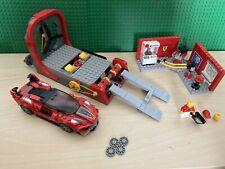LEGO Speed Champions Ferrari FXX K /& Development Center 2017 75882 Sealed.