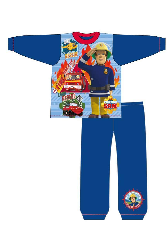 BNWT Little Blue House Super Hero Pjs 100/% Organic Cotton Age 3Yrs