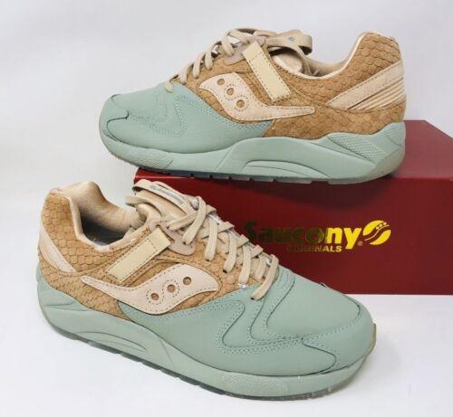 Marrone Saucony Pack Verde Sneaker Rete Ht Lifestyle 9000 Sorbetto Uomo 8x8FqvA