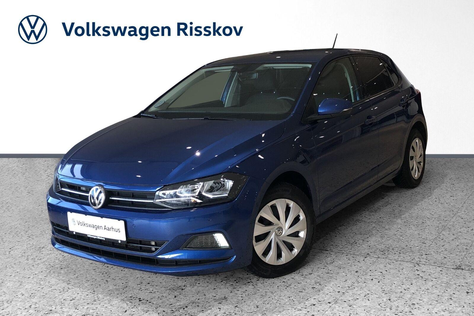 VW Polo 1,0 TSi 95 Comfortline DSG 5d - 187.900 kr.