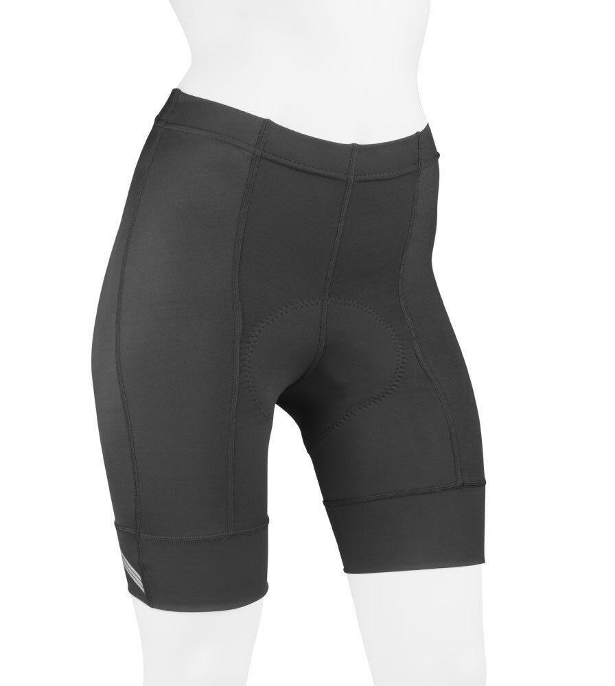 Aero Tech Designs Women's Destination Quest Padded Bike Shorts Cycling Short