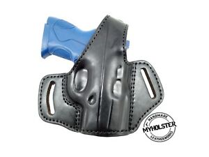OWB Thumb Break Right Hand Leather Belt Holster Fits Walther P22 | eBay