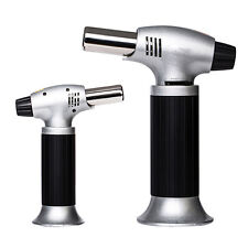 Practical Culinary Grill Butane Torch Jet Lighter Creme Brulee Cooking Baking 1x