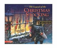 Legend Of The Christmas Stocking Free Shipping