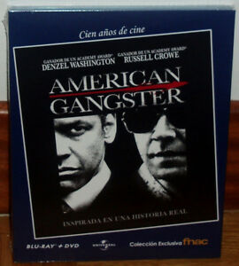 AMERICAN-GANGSTER-COMBO-BLU-RAY-DVD-NUEVO-PRECINTADO-THRILLER-SIN-ABRIR-R2