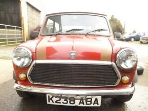 Classic Mini Project 1275cc Great Engine Spares Or Repairs Ebay