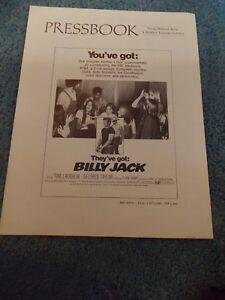 BILLY-JACK-1971-TOM-LAUGHLIN-ORIGINAL-PRESSBOOK
