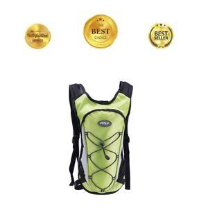 Hydration-Backpack-2L-Water-Bladder-Bag-Pack-Adjustable-Camping-Outdoor-Hiking