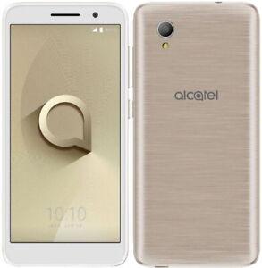 NEW-Alcatel-1-5033X-5-034-4G-8GB-Smartphone-Unlocked-Sim-Free-Gold