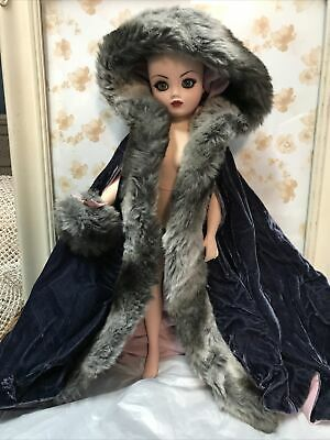Madame alexander cape and muff on sale