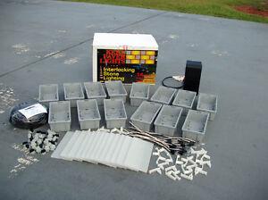 Details About Paver Light 14 Lt Kit 4x8 By Kerr Lighting Kpav04 120k