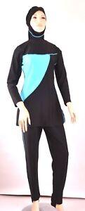 Womens-Islamic-Muslim-Modest-Burkini-Swimwear-Swimming-3-Piece-Arab-Costume