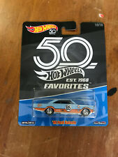 Hot Wheels 2018 50th Anniversary Favorites /' 65 ford galaxia flf45
