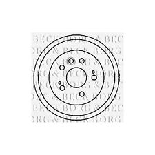 Borg /& Beck Rear Brake Drum Genuine OE Quality Replacement