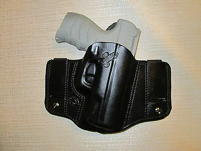 WALTHER CCP 9 MM REVERSIBLE, IWB OR OWB, R H,pancake belt holster